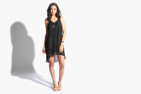 Women's Moonlight Dress (Black)