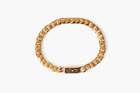 The G Chain Bracelet (Gold)