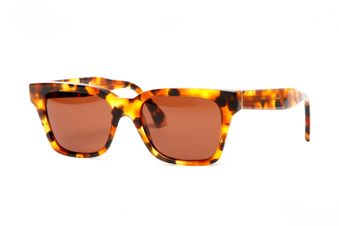America Sunglasses (Dark Havana)