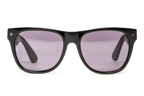 Havasu Sunglasses (Gloss Black/Gray)