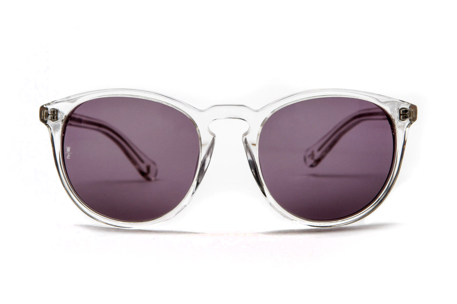b26fe44fec55 Beaumont Sunglasses (Clear Gray)