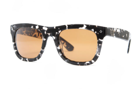 Palms Sunglasses (Black Tortoise/Bronze)