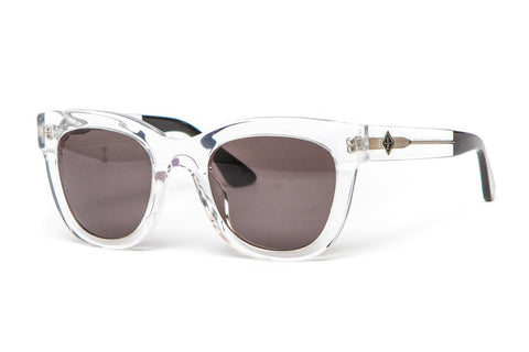 Wonderland x SCF - Colony Sunglasses (Clear/Gray)