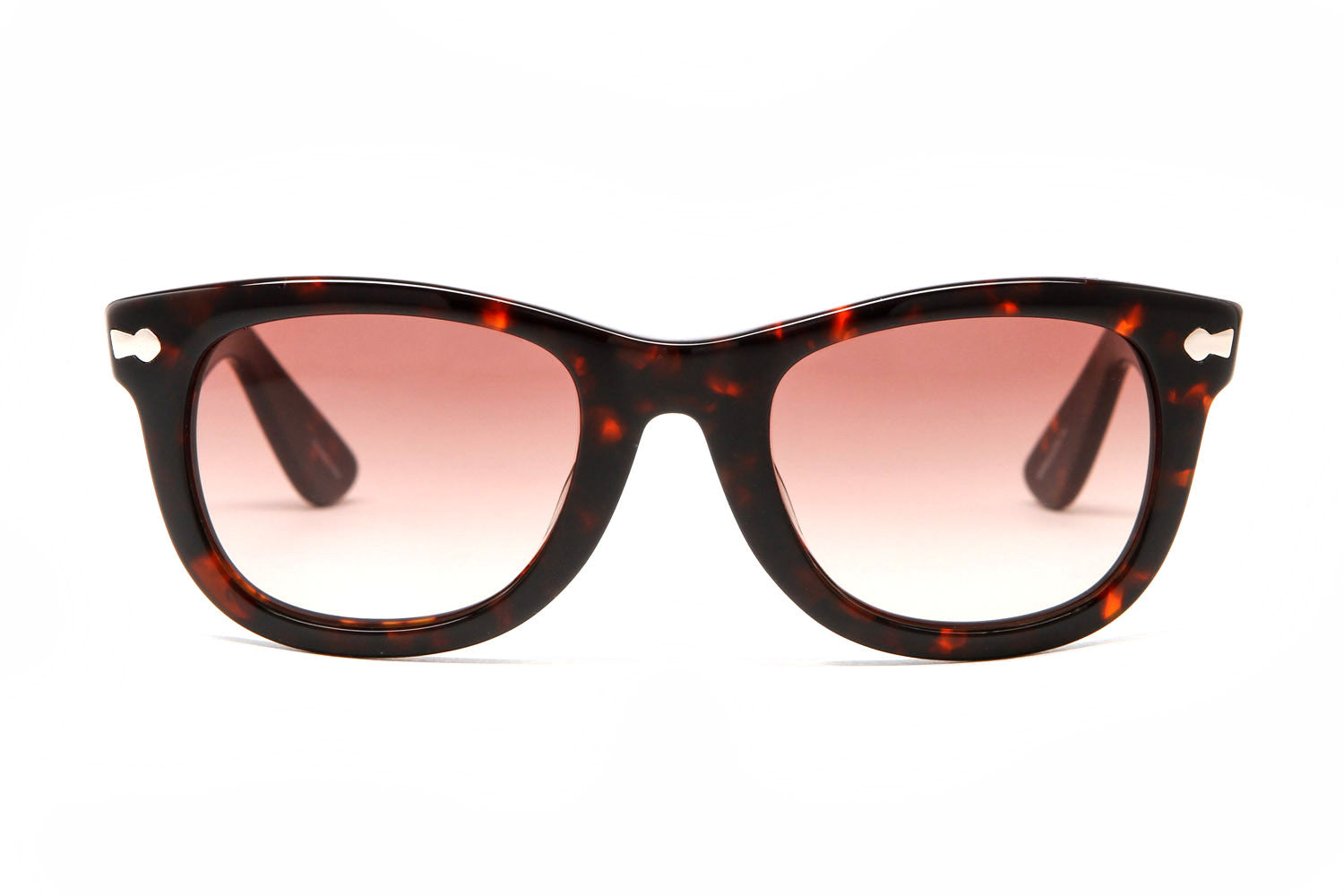 Detox Sunglasses (Dark Tortoise/Bronze Gradient)