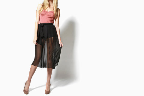 Women's Greenwich Skirt (Black)