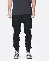 Men's Das Buro Pant (Black Mesh)