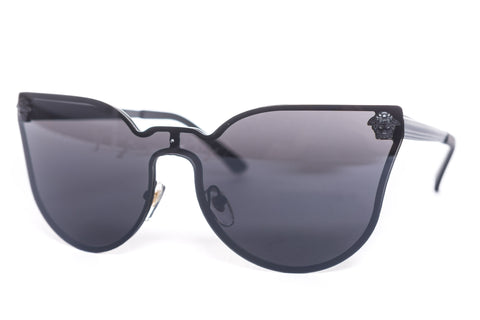 Levi Rimless Block Out Sunglasses