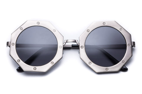 Jude Octagon Steampunk Sunglasses