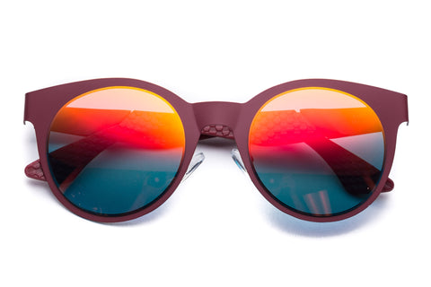 Asher Metal Revo Sunglasses