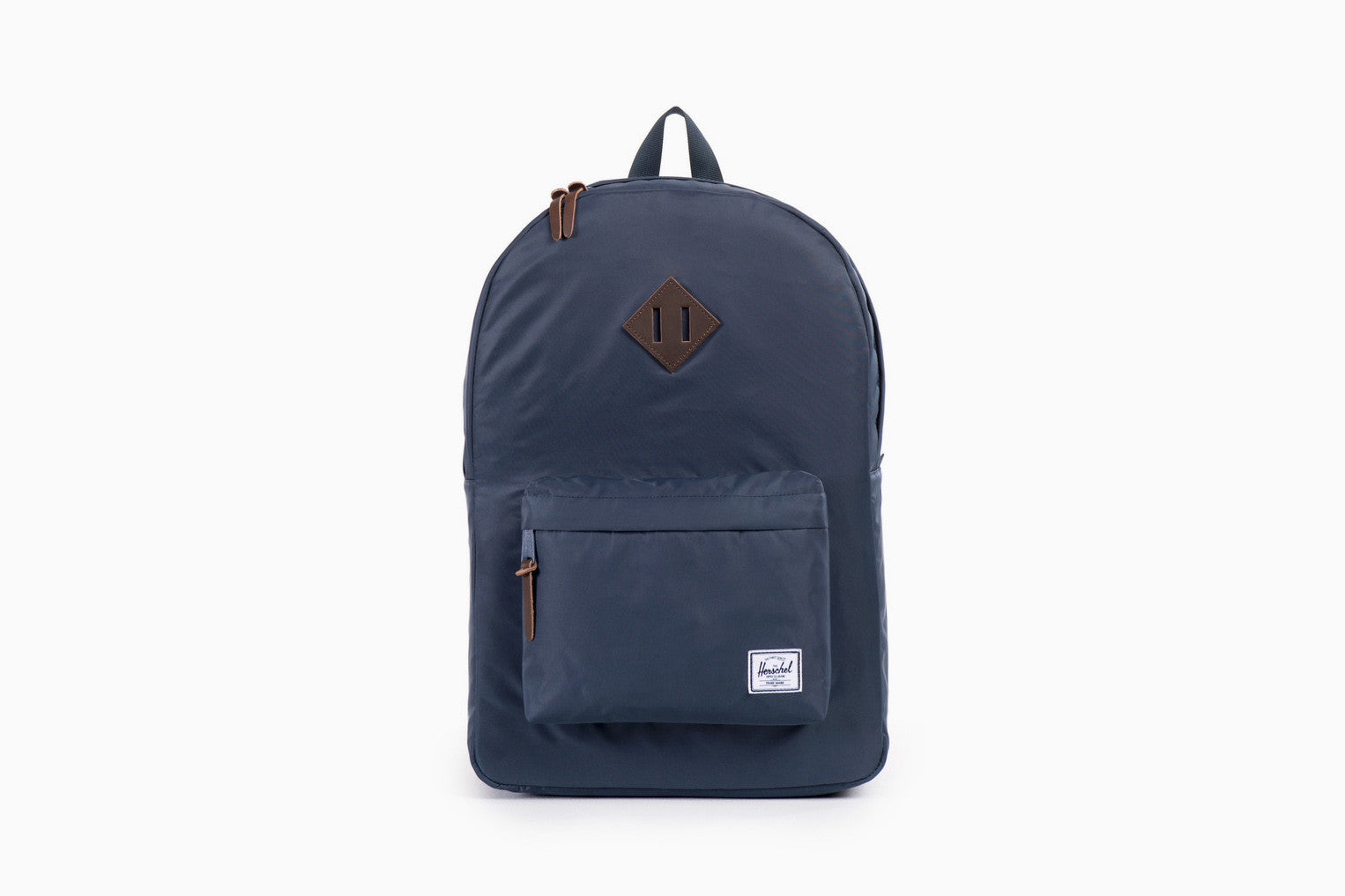 Heritage Nylon Backpack (Navy Nylon)