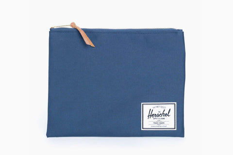 Network Extra Large Nylon Pouch (Navy Nylon)