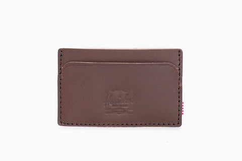Felix Premium Leather Wallet (Dark Saddle)