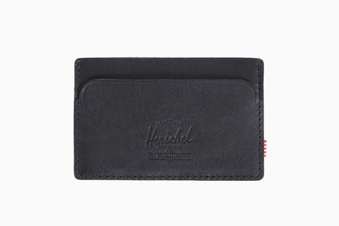 Felix Premium Leather Wallet (Black)