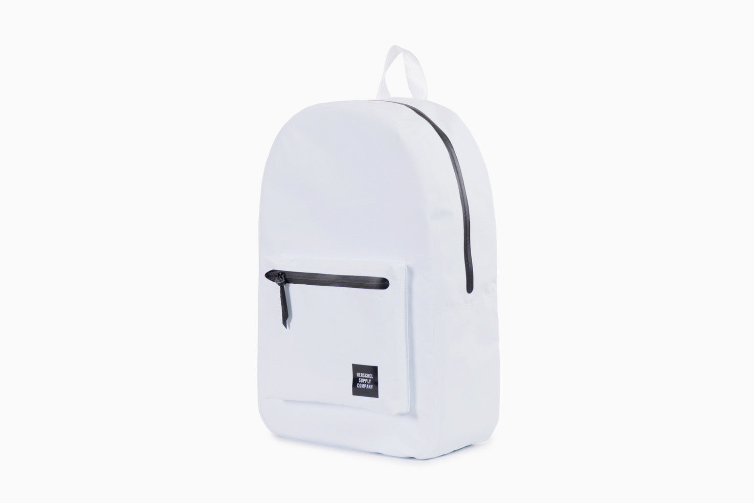 Settlement Backpack (White Tarpaulin)