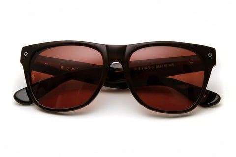 Havasu Sunglasses (Dark Wood/Bronze)
