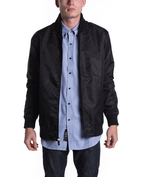 Flight Jacket (Black)