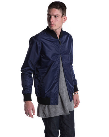 Flight Jacket (Navy)
