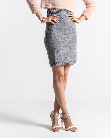 Women's Blizzard Skirt (Heather Grey)