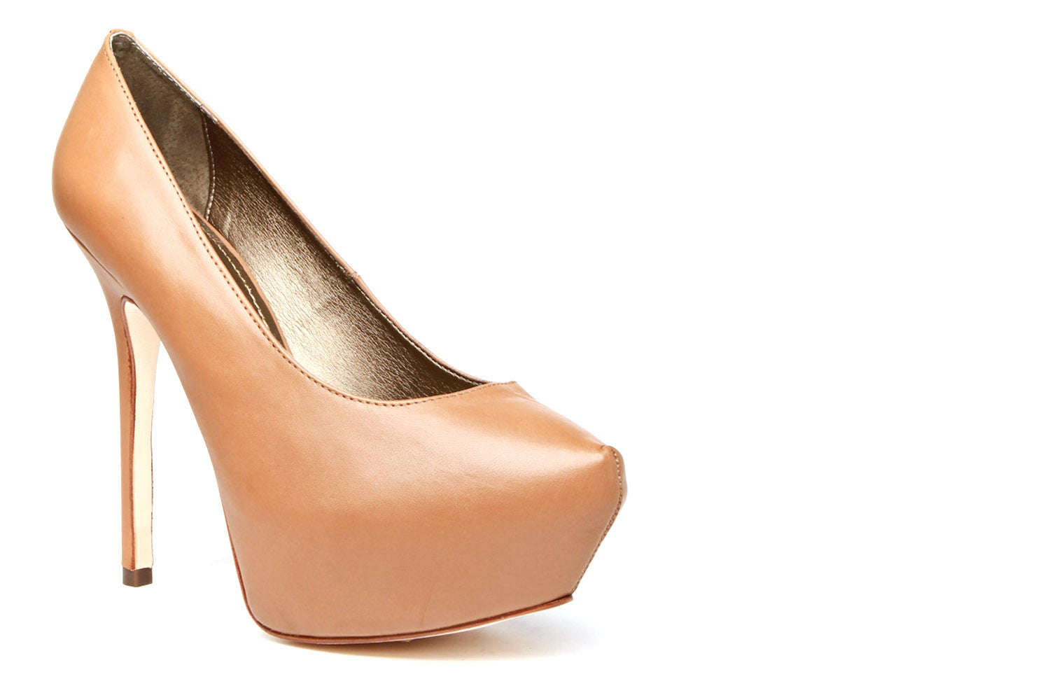 Women's Juno Hidden Platform Pumps (Taupe)