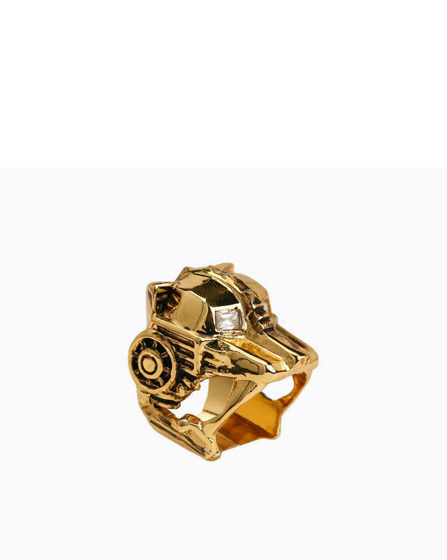 Lioness Ring (Gold)