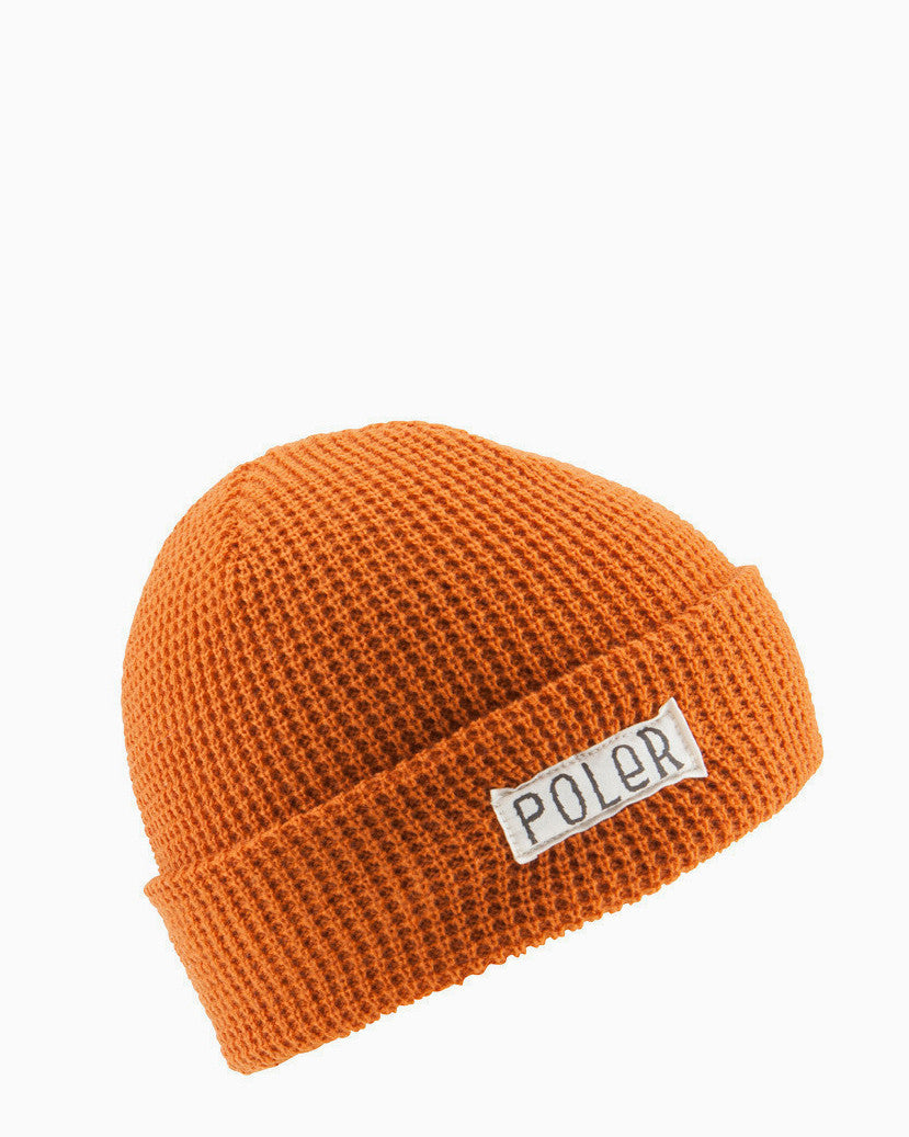 Workerman Beanie (Burnt Orange)