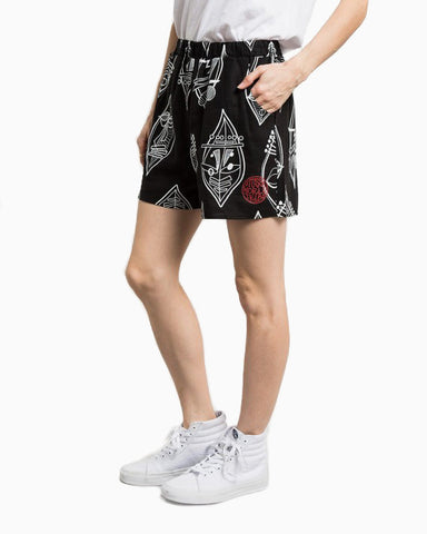 Zulu Shorts (Black)