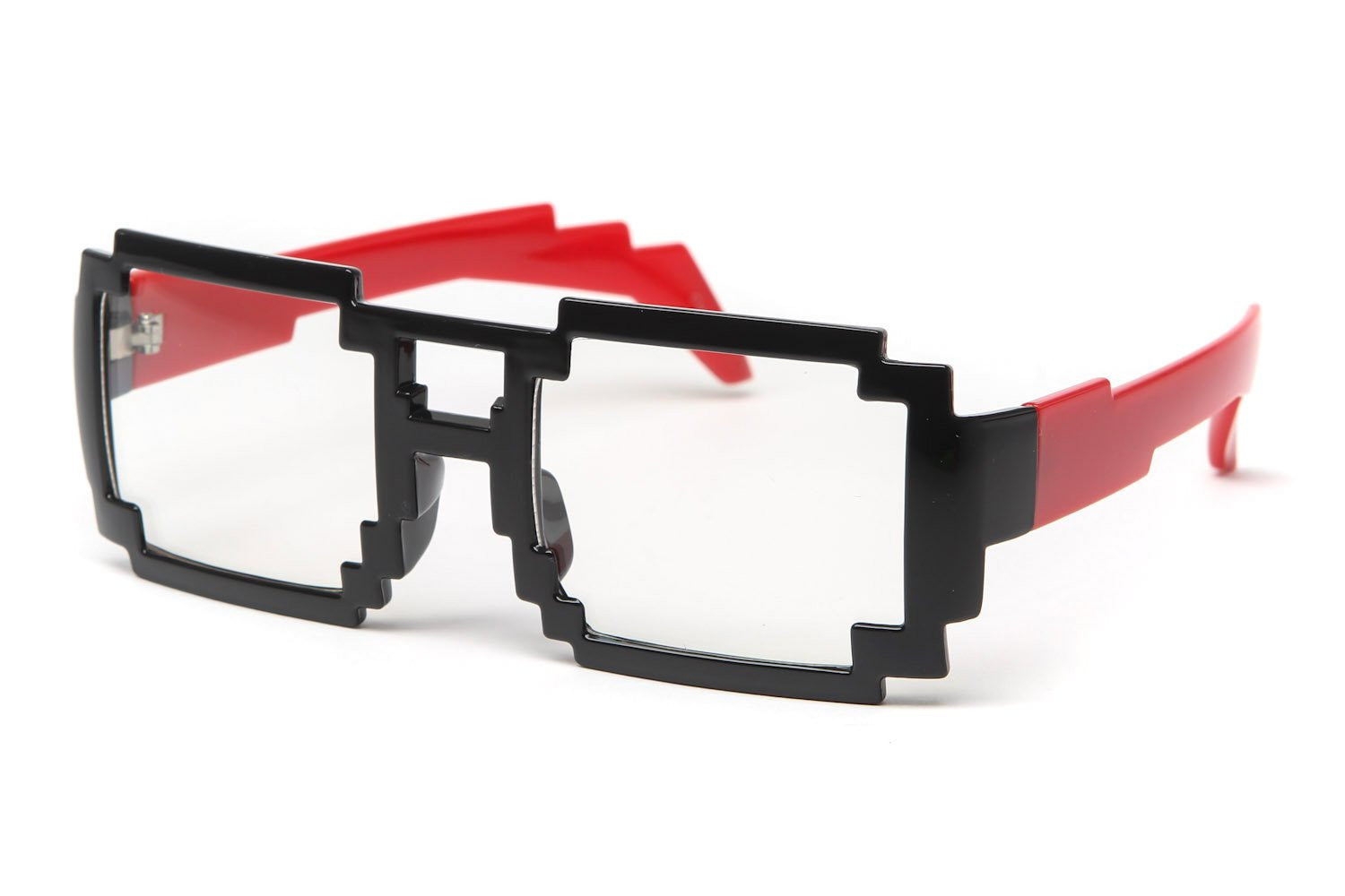 Pixel Aviator Neon Sides Glasses