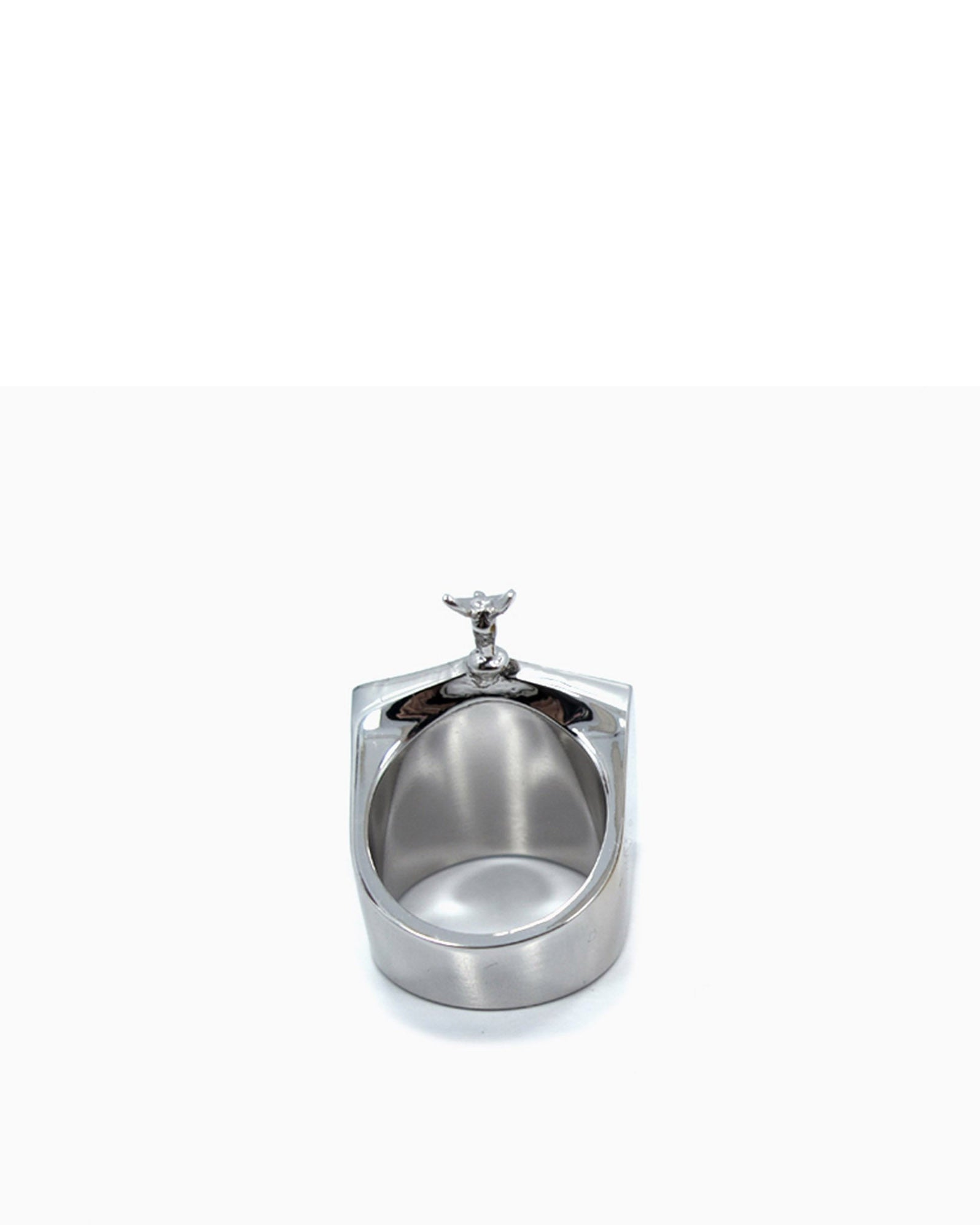 HC Grill Ring (Silver)