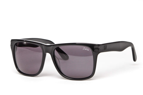 Heartbreaker Sunglasses (Black/Black Metal Grey)