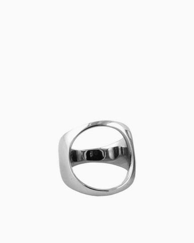 Open Space Ring (Silver)