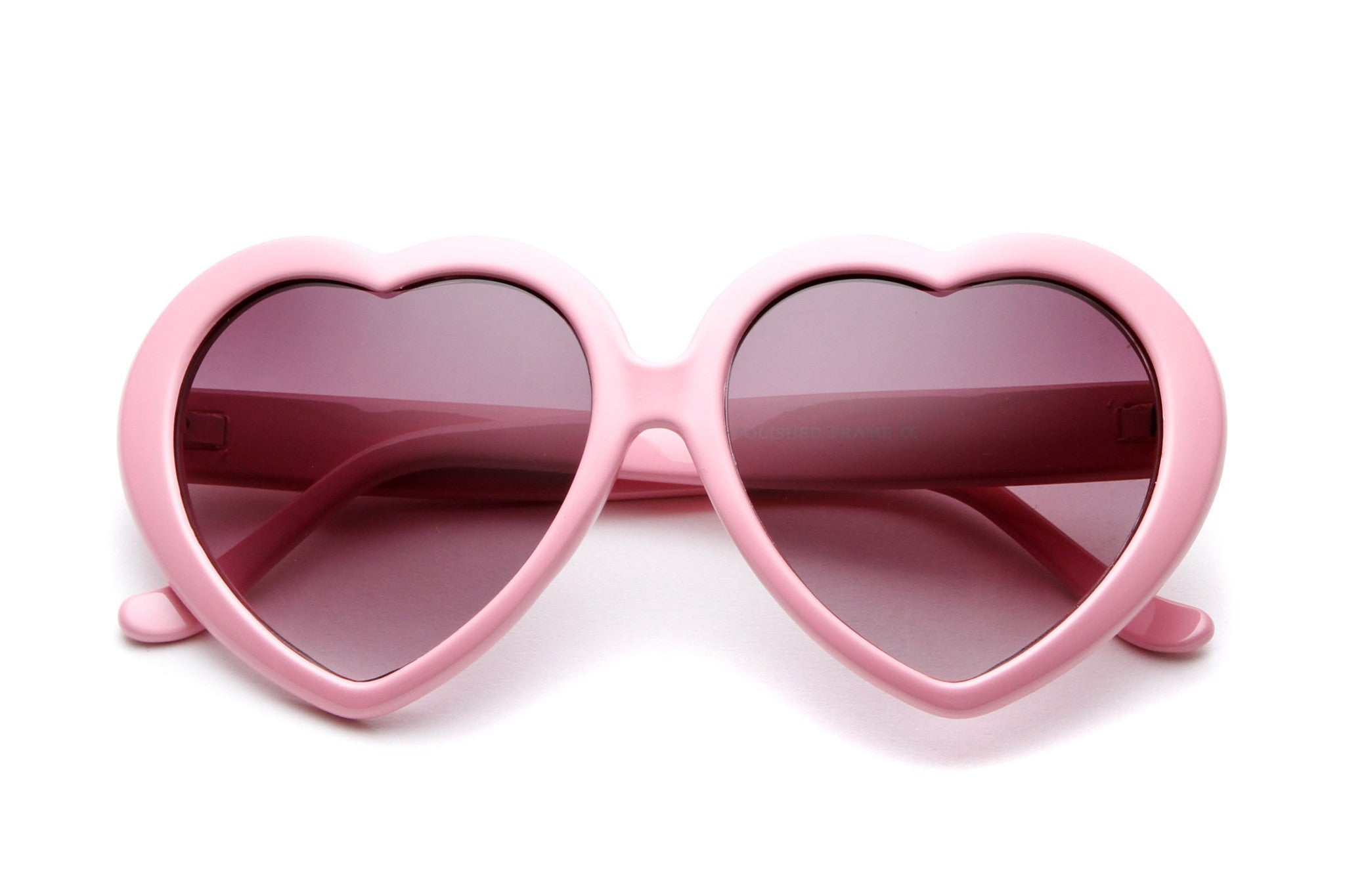 Love Heart Shaped Sunglasses