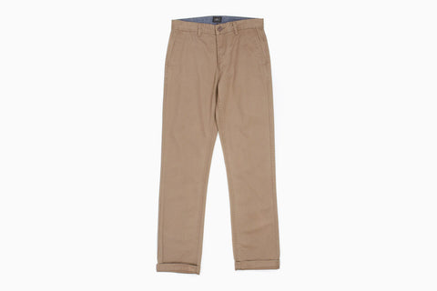 Men's Merchant Chino Pant (Brown)