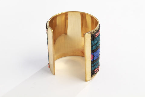Women's Mystic Cuff (Antique Gold)