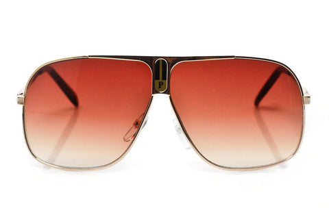 Sentinel metal Aviator Sunglasses