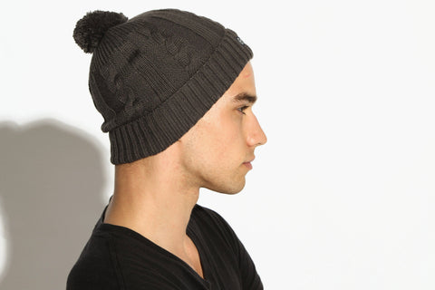 Men's Sinclair Beanie (Grey)