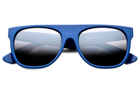 Block Top IV Flat Top Wayfarer Sunglasses