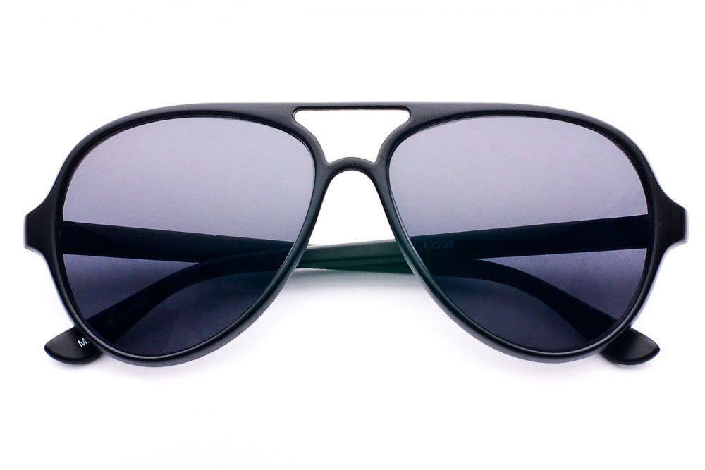 LEDGERPLASTICAVIATORSUNGLASSES