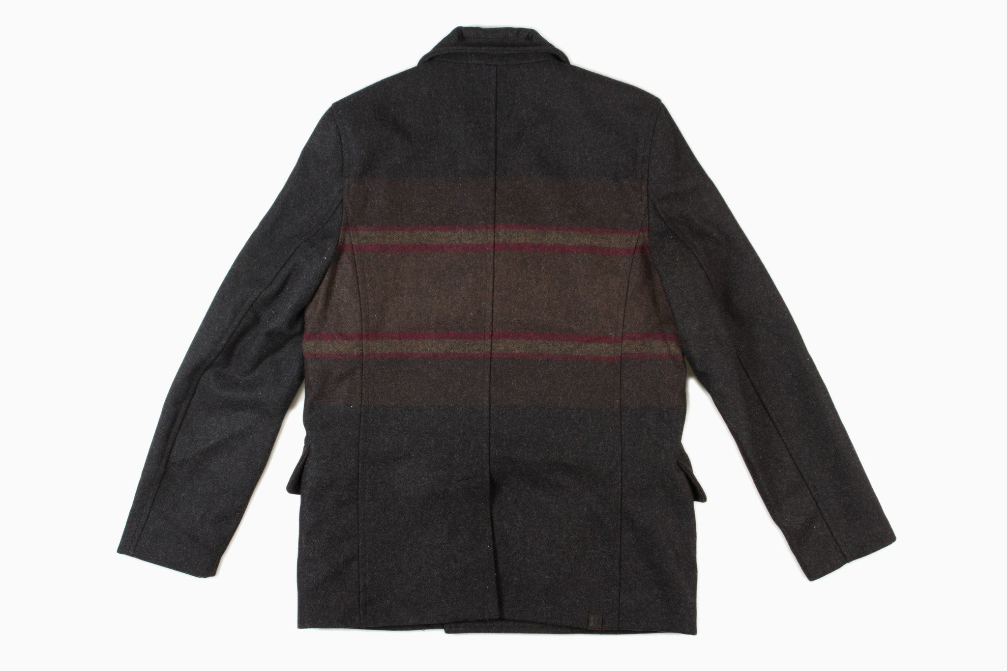 Men's Downtown Shooter Coat (Floyd Black)