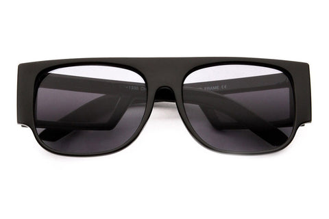 Sideview Flat Top Traveler Sunglasses