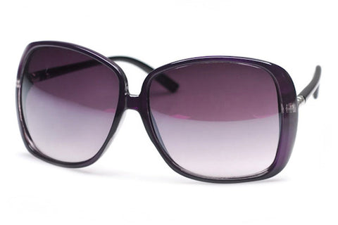 Lux Oversized Sunglasses