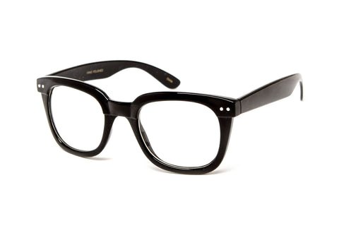 Clint Vintage Clear Lens Traveler
