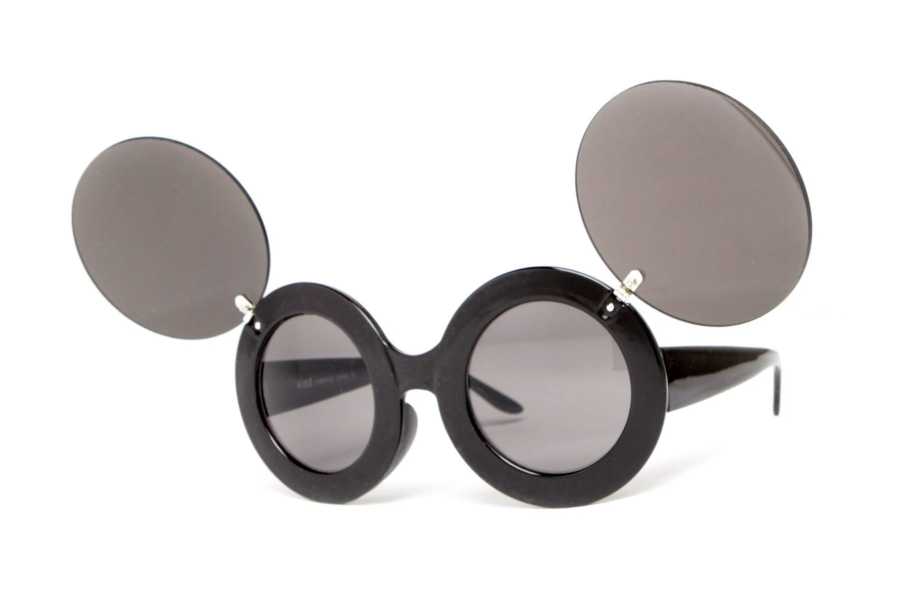 Mickey Round Flip Tinted Lens Sunglasses