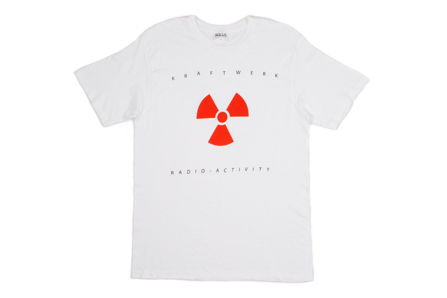 Men's Radio Activity Tee (White)