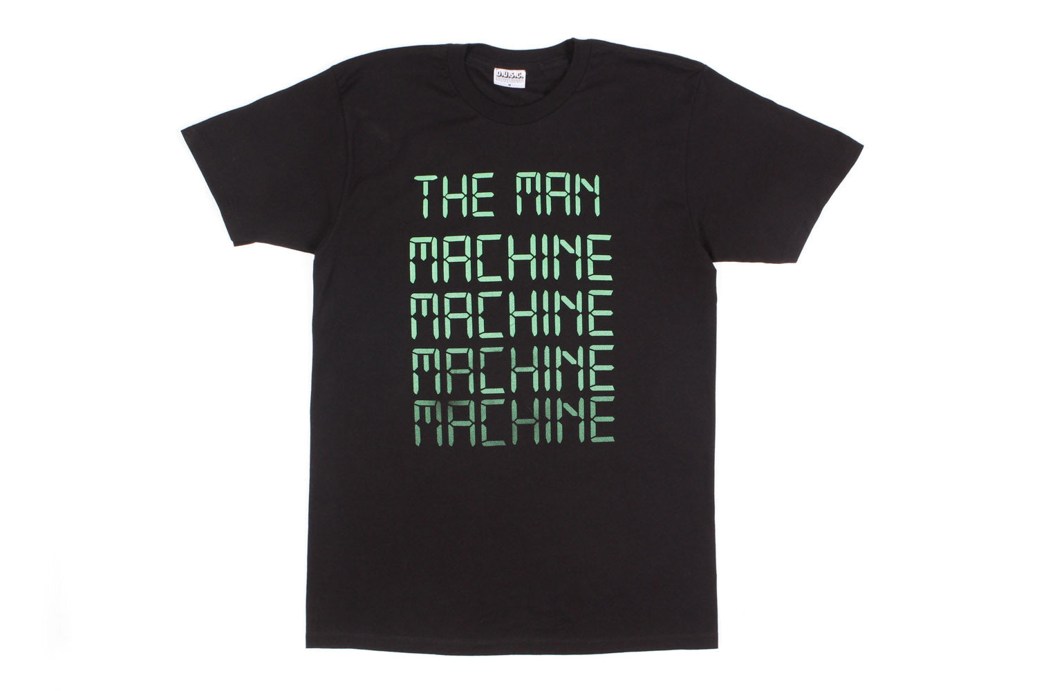 Men's The Man Machine Tee (Black)