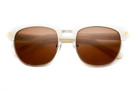 Piper Thin Square Sunglasses