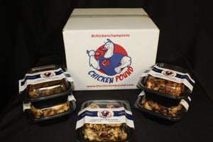 The Chicken Pound Subscription Items