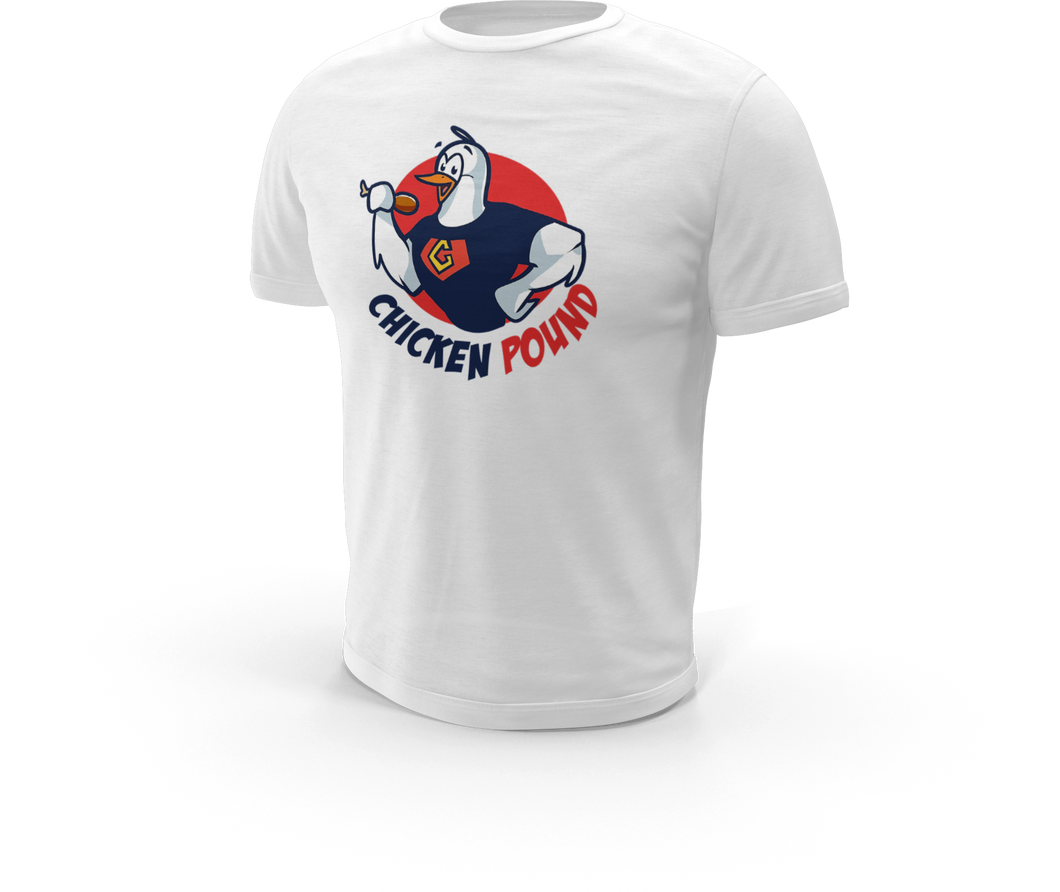 Official Chicken Pound T-Shirt