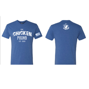 Chicken Pound 2-Year Anniversary Commemorative T-Shirt