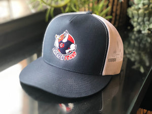 CHICKEN POUND Trucker Hat (One Size)