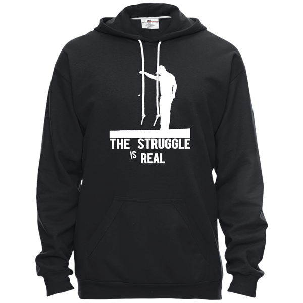 The Struggle Is Real - Funny Golf Sweatshirt